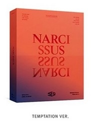 Narcissus: 6th Mini Album (TEMPTATION Ver.) CD