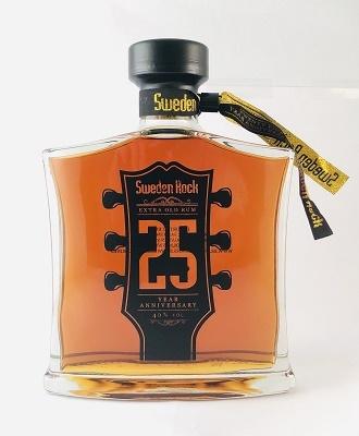 Sweden Rock 25th アニバーサリー・ラム お酒