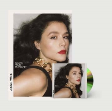 Jessie Ware/Jessie Ware: CD &Ltd Ed Hand Numbered Signed Album Art Print - Bundle [CD+GOODS]<限定盤>[JBUND1]