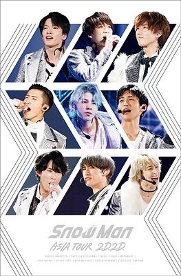 Snow Man ASIA TOUR 2D.2D.<通常盤/初回限定仕様> Blu-ray Disc