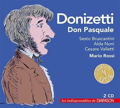 ドニゼッティ: 歌劇《ドン・パスクワーレ》<初回生産限定盤>