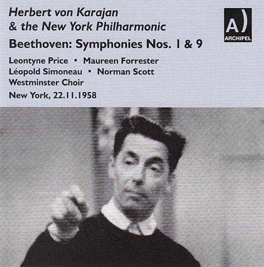 Beethoven: Symphony No.1, No.9