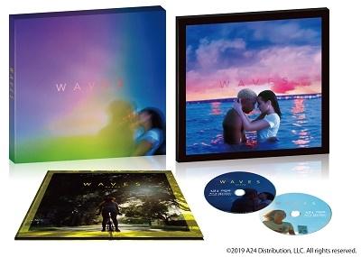 WAVES/ウェイブス [4K Ultra HD Blu-ray Disc+Blu-ray Disc]<豪華版> Ultra HD