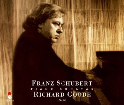 リチャード・グード/シューベルト: ピアノリサイタル集 (ピアノ・ソナタ第16番, 第17番, 第19番-第21番, 他)<タワーレコード限定>[WQCC-374]