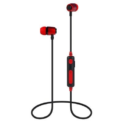 ALPEX ワイヤレスイヤホン BTE-A1000/レッド[BTE-A1000R]