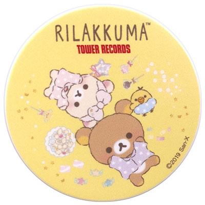 Rilakkuma × TOWER RECORDS コラボマグネットA 2019 Winter Accessories