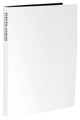 セキセイ フォトアルバム L80 ホワイト[KP-80M-W]