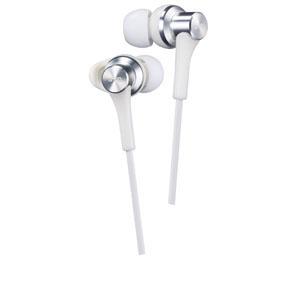 JVC インナーイヤーヘッドホン HA-FX46 ホワイト[HA-FX46-W]