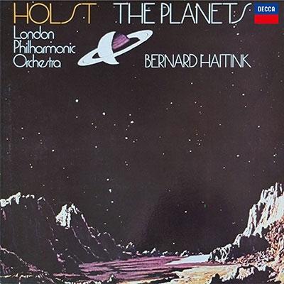 ベルナルト・ハイティンク/ホルスト: 組曲《惑星》、エルガー: エニグマ変奏曲<タワーレコード限定>[PROC-2243]