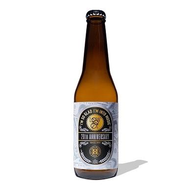 LOW IQ 01オリジナルラベルビール