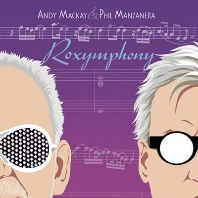 Roxymphony [CD+DVD] CD
