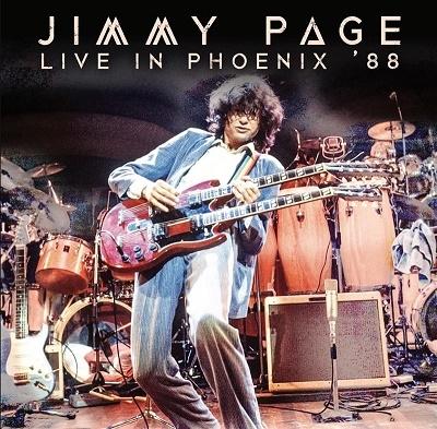 Live in Arizona 1988 CD