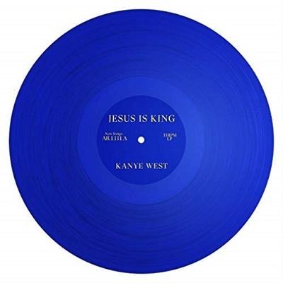 Jesus Is King<限定盤> LP