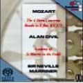 アラン・シヴィル/Mozart: The 4 Horn Concertos; Rondo in E flat [PTC5186105]