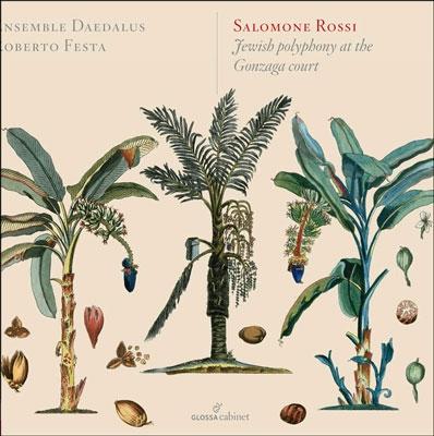 ロベルト・フェスタ/Jewish Polyphony at the Gonzaga Court - S.Rossi, J.Wilbye, M.Cazzati[GCDC80006]