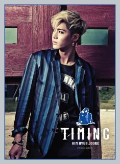 Kim Hyun Joong (SS501/リーダー)/Timing: 4th Mini Album[CMCC10333]