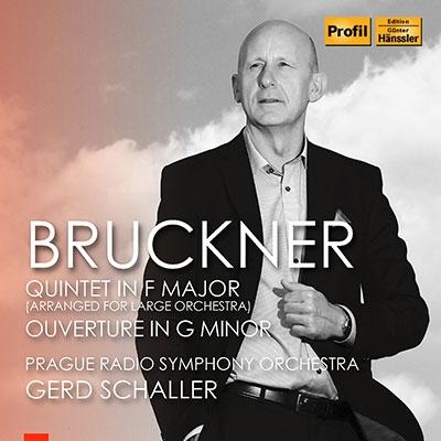 ブルックナー: 弦楽五重奏曲(フルオーケストラ版)