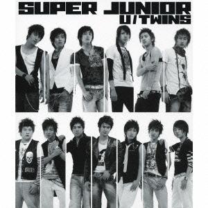 SUPER JUNIOR/U/TWINS [CD+DVD][RZCD-45945]