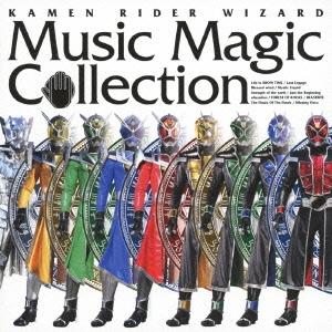 KAMEN RIDER WIZARD Music Magic Collection [CD+DVD][AVCA-62853B]