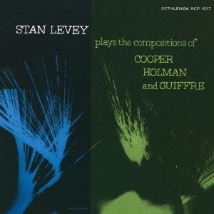 Stan Levey/プレイズ・ザ・コンポジションズ・オブ・ビル・ホルマン、ボブ・クーパー&ジミー・ジェフリー<完全限定生産盤>[CDSOL-6123]