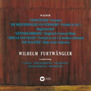 ヴィルヘルム・フルトヴェングラー/ワーグナー:管弦楽曲集 [WPCS-50656]