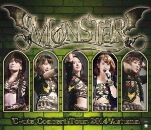 ℃-uteコンサートツアー2014秋 〜モンスター〜 Blu-ray Disc
