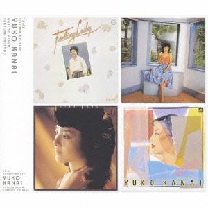 金井夕子アナログアルバム完全復刻CD-BOX