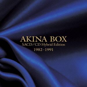 AKINA BOX SACD/CD Hybrid Edition 1982-1991<完全生産限定盤>