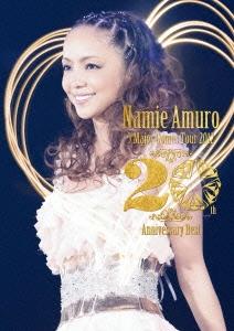 namie amuro 5 Major Domes Tour 2012 ~20th Anniversary Best~ 豪華盤 [DVD+2CD] DVD