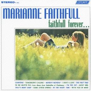 Marianne Faithfull/永遠の歌~マリアンヌ・フェイスフル、青春を歌う +3 [UICY-75679]