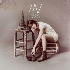 Zaz/PARIS 〜私のパリ〜 [CD+DVD]<初回生産限定盤>[WPZR-30606]