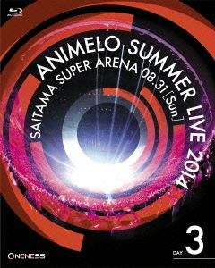 ANIMELO SUMMER LIVE 2014 ONENESS 08.31 Blu-ray Disc