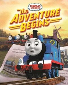 きかんしゃトーマス トーマスのはじめて物語 ~The Adventure Begins~ DVD