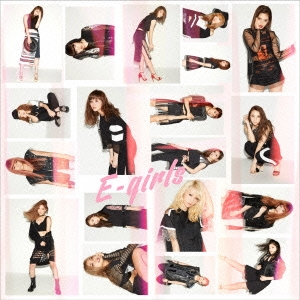 E-girls/Pink Champagne[RZCD-86139]