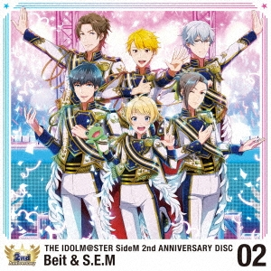 Beit/THE IDOLM@STER SideM 2nd ANNIVERSARY DISC 02[LACM-14504]