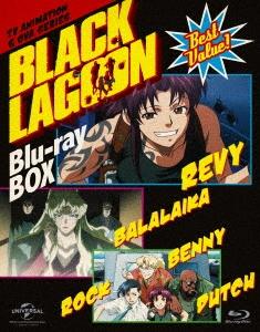 片渕須直/BLACK LAGOON Blu-ray BOX<スペシャルプライス版>[GNXA-1329]