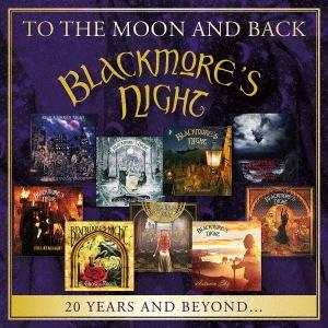 TOWER RECORDS ONLINEで買える「Blackmore's Night/トゥ・ザ・ムーン・アンド・バック・20イヤーズ・アンド・ビヨンド [GQCS-90415]」の画像です。価格は3,078円になります。