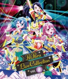 プリパラ ライブ コレクション VOL.2 Blu-ray Disc