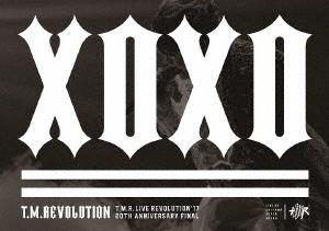 T.M.R. LIVE REVOLUTION'17 -20th Anniversary FINAL at Saitama Super Arena-<通常版>