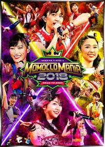 MOMOCLO MANIA 2018 ROAD TO 2020 LIVE DVD DVD