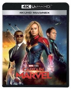 アンナ・ボーデン/キャプテン・マーベル 4K UHD MovieNEX [4K Ultra HD Blu-ray Disc+3D Blu-ray Disc+Blu-ray Disc][VWAS-6861]