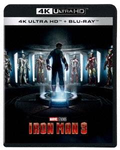 シェーン・ブラック/アイアンマン3 4K UHD [4K Ultra HD Blu-ray Disc+Blu-ray Disc][VWBS-6904]