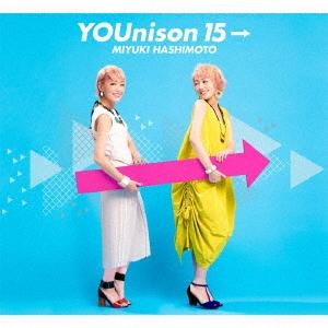YOUnison 15→ CD