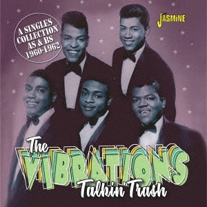 The Vibrations/ワッツーシ [シングル・コレクション As &Bs 1960-1962][OTLCD70140]