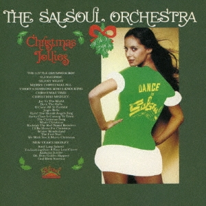 The Salsoul Orchestra/クリスマス・ジョリーズ +2[OTLCD5559]
