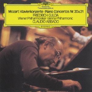 モーツァルト:ピアノ協奏曲第20&21番 <初回生産限定盤>