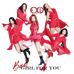 Bad Girl For You<通常盤> 12cmCD Single