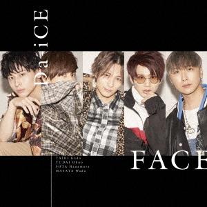 FACE [CD+DVD]<初回限定盤A> CD