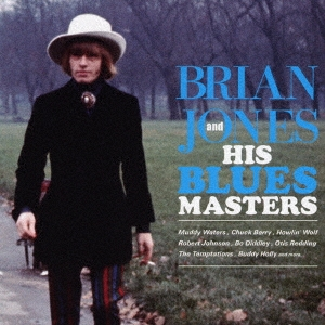 BRIAN JONES AND HIS BLUES MASTERS