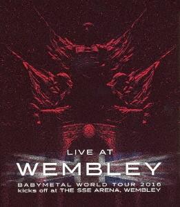 LIVE AT WEMBLEY BABYMETAL WORLD TOUR 2016 kicks off at THE SSE ARENA, WEMBLEY Blu-ray Disc